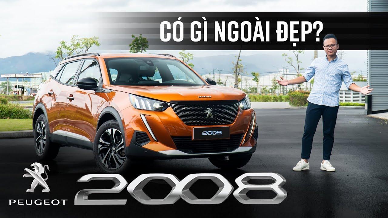 Peugeot 2008: Đẹp và còn gì… để tham chiến cùng Corolla Cross?