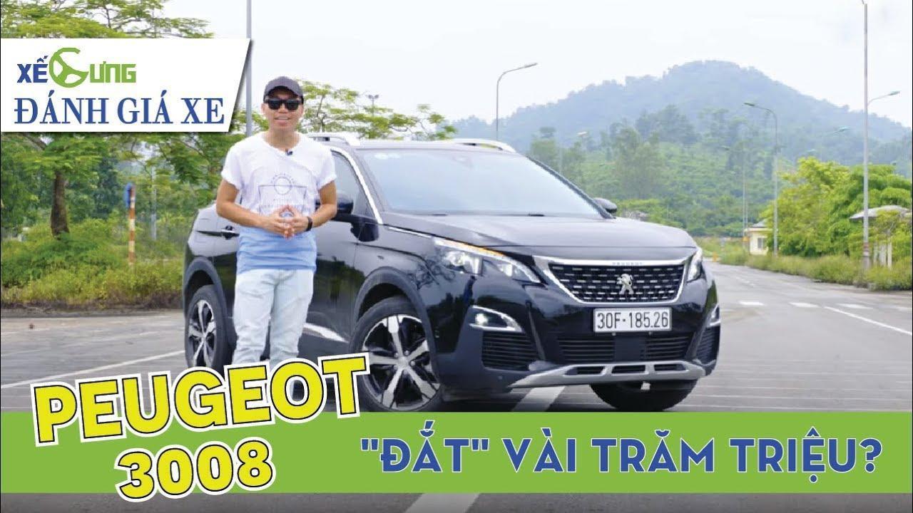Peugeot 3008 All New: chấp nhận ĐẮT VÀI TRĂM TRIỆU vì ngoại hình đẹp?